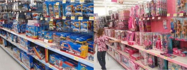 toy aisle