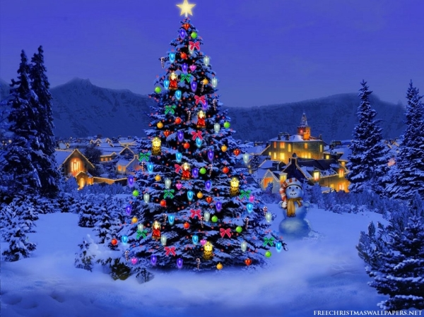 Merry Christmas & Safe Travels